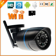 720P Wireless IP Camera With SD Slot One Key WPS Wifi Home Security Camera CCTV