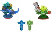 Skylanders Starter Pack 4 Figures Universal Trap Team Superchargers Imaginators