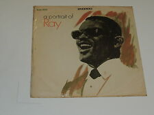 RAY CHARLES a portrait of ray Lp RECORD CHINA FUNK SOUL SEALED RARE