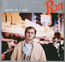 """RON """" GUARDA CHI SI VEDE """" LP SIGILLATO SPAGHETTI - RCA 1982 PRIMA STAMPA"""