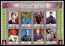 HISTOIRE DE FRANCE: Charles.DE GAULLE  De sa jeunesse à la présidence  BL 95