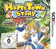 Nintendo 3DS Dual Screen Spiel * Hometown Story * The Family of Harvest Moon NEU