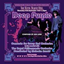 Concerto For Group And Orchestra [2 CD] - Deep Purple EMI