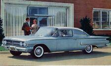 1960 Chevy Biscayne Postcard
