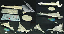 1/1200 scale Strategic Space Command Galactic Cruiser MKI