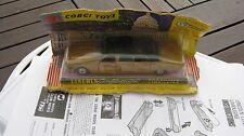 CORGI 262 Lincoln Continental 1967-69 MOLTO BUONO ORIGINALE auto & Box & COPIA FOGLIO
