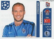 N°133 SERKAN BALCI # TURKEY TRABZONSPOR STICKER CHAMPIONS LEAGUE 2012