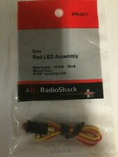 Red LED Assembly #276-0011 By RadioShack