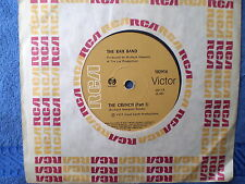 THE RAH BAND-THE CRUNCH (part 1)-45 RPM 7""