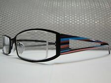 Men or Women TRENDY UNIQUE CONTEMPORARY READING EYE GLASSES FRAMES READERS +1.25