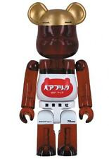 "Medicom Bearbrick Greeting ""Fight"" 100% Be@rbrick Figure From Japan gift Kawaii"