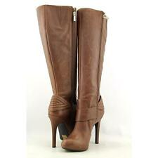 Jessica Simpson Avern Women US 5 Brown Knee High Boot EU 35 Blemish  16655