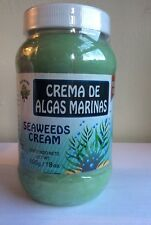 Crema Reductora De ALGAS MARINAS18oz Seaweed Wrap Cream  Made In Mexico EXP 2017
