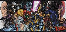 X Men Marvel Heroes Comics Hobbies Toys Jigsaw Puzzles 1008 Panorama Decorations