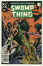 Swamp Thing 1986 #48 Very Fine/Near Mint Alan Moore