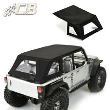 Proline Timberline Soft-Top (BLK) Axial SCX10 Jeep Wrangler Rubicon Cage 628500