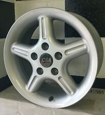 """15 x 7""""  5/120.6  CSA SILVER ALLOY WHEELS suit HQ HOLDEN"""