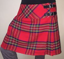 "Ladies Billie Royal Stewart Kilt/skirt 16""Length"