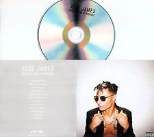 JOSE JAMES Love In a Time Of Madness 2017 UK 12-trk promo test CD