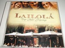 LAILOLA TOP ITALO POPSONGS CD  BUONA SERA SERENATA MAMMA MARIA DONNA FELICITA