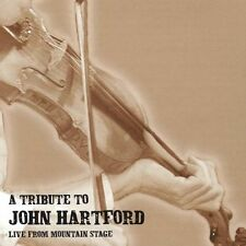 Tribute to John Hartford: Live From Mountain Stage by John Hartford & Friends-L