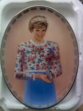 """PRINCESS Diana Plate #3 """"Queen of our Hearts"""""""