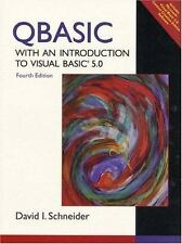 QBASIC with an Introduction to Visual BASIC 5.0 (4th Edition)