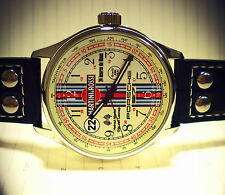 Le Mans 1971 Martini & Rossi Porsche 917 Winners Tribute Watch Marko & Lennep