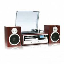 TechPlay 3-Speed TURNTABLE*with CD/MP3/Cassette/Record Player*USB/SD Encoding