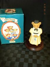 Dept. 56 Upstairs Downstairs Bears Nanny Maybold -In Charge Of The Nursery- NIB