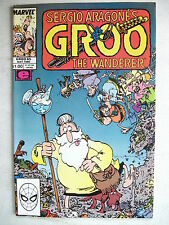 SERGIO ARAGONES GROO THE WANDERER # 65 (MAY 1990), VF/NM