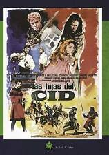 Sword of El Cid New DVD