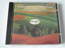 Songs From America's Heartland (CD Album) Used very good