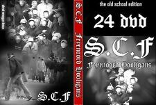 24  DVD BOX  SCF FEIJENOORD ROTTERDAM HOOLIGANS THE COMPLETE COLLECTION