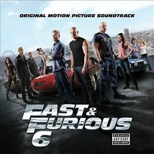 FAST & FURIOUS 6 Soundtrack CD NEW 2 Chainz Wiz Khalifa Peaches Ludacris Deluxe