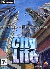 Jeu CITY LIFE pour PC gestion simulation de ville montecristo game enfant NEUF
