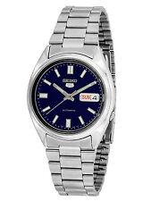 Seiko señores reloj Seiko 5 automático snxs77k nuevo & OVP