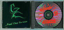 Claude zircle - ´´ feel the Green ´´ - RARE private pressing US METAL CD 1994