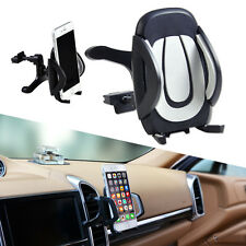 360° Car Air Vent Holder Stand Cradle Mount for Iphone Samsung Mobile Cell Phone
