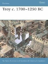 Osprey Fortress Series 17 Troy C. 1700-1250 BC 17 Reference Book
