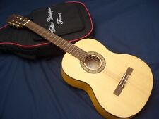 BEAUTIFUL FLAMENCO GUITAR FROM FRANCE, SMALL PROBLEM SO ON SALE J. MARCARIO 40F