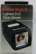 Pana Vue # 2 Slide Viewer 2x2 35mm Viewmaster BRAND NEW