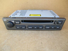 Jaguar X-Type X Type 4X43 Radio Stereo CD Player Genuine 4X43-18B876-BC +CODE