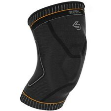 Shock Doctor Ultra Comp Knit Knee Supp Full Patella Gel Supprt 2069SE LARGE New