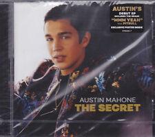 CD ♫ Compact disc «AUSTIN MAHONE ♪ THE SECRET» nuovo sigillato