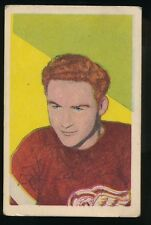 1952-53 Parkhurst Hockey #67 RED KELLY (Detroit Red Wings) *HOF*