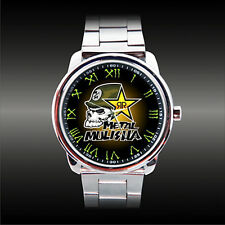New Metal Mulisha Monster Rockstar Motocross Sport Unisex Wrist Watch