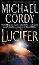 Lucifer - Michael Cordy ,Good used paperback