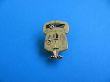 1995 French Emergency Services Pin Badge. Champagne Cork Hot Air Balloon Shaped.