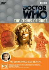 DOCTOR WHO: THE CLAWS OF AXOS (1971)EX RENTAL DISC ONLY CAN POST 4 DISCS FOR $1.